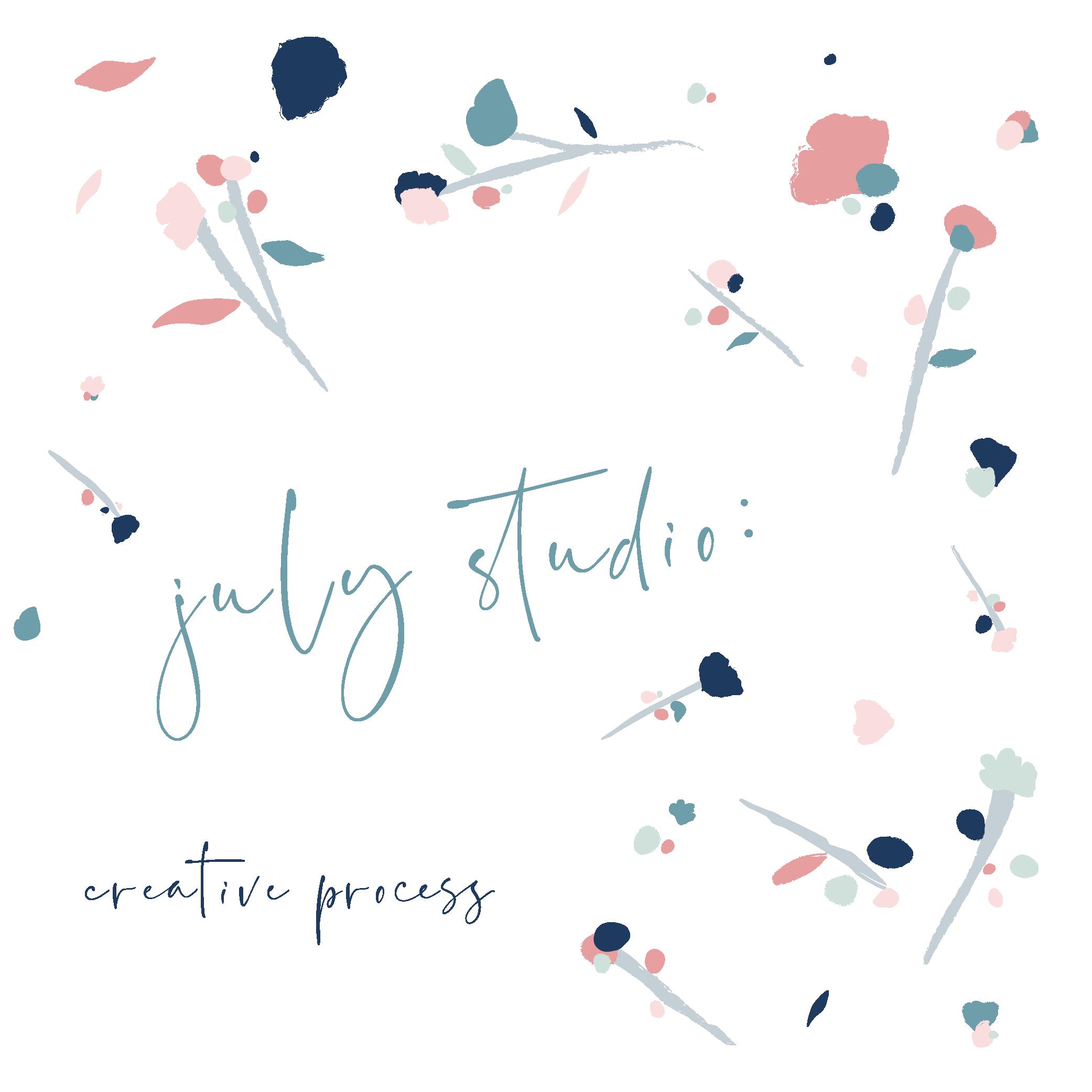 July Studio: 芳(fang)
